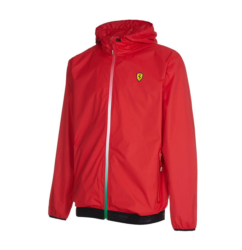 Official Scuderia Ferrari Womens Ladies Bomber Jacket Zip Up Coat Sizes XXS-XL